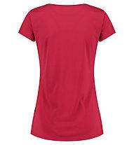 Kaikkialla Ulpa - Wander- und Trekkingshirt - Damen, Red