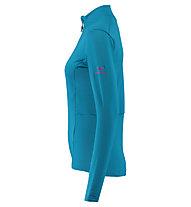 Kaikkialla Unelma - Pullover mit Reißverschluss - Damen, Blue