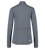 Kaikkialla Unelma - Pullover mit Reißverschluss - Damen, Grey