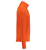 Kaikkialla Usko - maglia con zip - uomo, Red