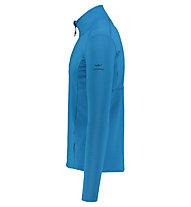 Kaikkialla Usko - Pullover mit Reißverschluss - Herren, Blue