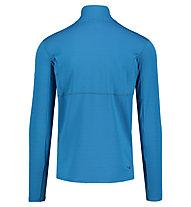 Kaikkialla Usko - maglia con zip - uomo, Blue