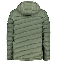 Kaikkialla Valentin - giacca isolante con cappuccio - uomo, Green