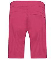 Kaikkialla Valma - kurze Wanderhose - Damen, Pink
