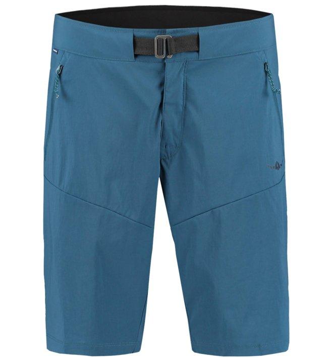 Kaikkialla Valo - pantaloni corti trekking - uomo, Blue