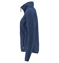 Kaikkialla Vappu - giacca in pile - donna, Blue