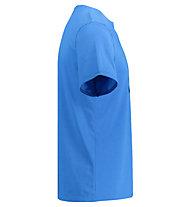 Kaikkialla Veini drirelease - t-shirt trekking - uomo, Blue