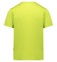 Kaikkialla Veini drirelease - T-Shirt Wandern - Herren, Yellow