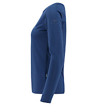 Kaikkialla Vienna - Langarmshirt - Damen, Blue