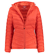 Kaikkialla Viivi - Isolationsjacke Bergsport - Damen, Grenadine/Orange