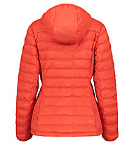 Kaikkialla Viivi - Isolationsjacke Bergsport - Damen, Orange