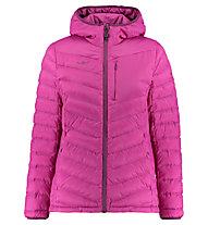 Kaikkialla Viivi - Isolationsjacke Skitouren - Damen, Pink