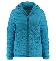 Kaikkialla Viivi - Isolationsjacke Skitouren - Damen, Blue