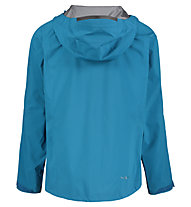 Kaikkialla Viljami - giacca hardshell con cappuccio - uomo, Blue