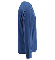 Kaikkialla Ville - Wander- und Trekkingshirt Langarm - Herren, Blue