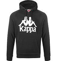 Kappa 222 Banda Hurtados - Kapuzenpullover - Herren, Black