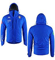 Kappa 6 Cento 650 A FISI - Skijacke - Herren, Blue/Grey