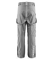 Kappa 6Cento 622A FISI - pantaloni da sci - uomo, Grey