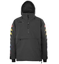 Kappa 6Cento 644B - giacca sci - uomo, Black