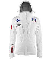 miglior servizio 1f4f0 f96ba 6cento 652A FISI - giacca da sci - donna