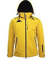 Kappa 6Cento 650X - giacca da sci - uomo, Yellow