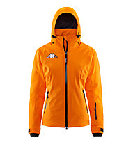 Kappa 6Cento 652 -Skijacke - Damen, Orange