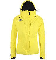 Kappa 6Cento 652A - Skijacke - Damen, Yellow