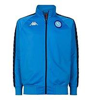 Kappa Banda Aniston 222 Retro Napoli - giacca sportiva, Light Blue