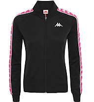 Kappa Banda Womber Slim - Trainingsjacke - Damen, Black/Pink