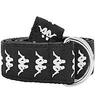 Kappa Banda Belt 3.5 - Gürtel, Black/White