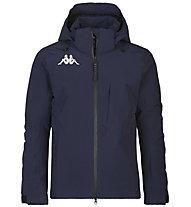 Kappa 6Cento 606 - giacca da sci - uomo, Blue