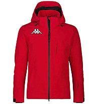 Kappa 6Cento 606 - giacca da sci - uomo, Red