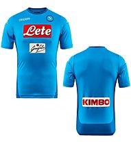 Kappa Kombat Extra Napoli - Fußballshirt - Herren, Light Blue