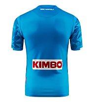 Kappa Kombat Extra Napoli - maglia calcio, Light Blue