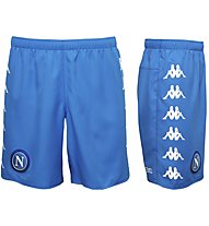 Kappa Kombat Short Gara Napoli Pantaloni corti calcio, Light Blue