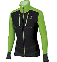 Karpos Alagna J - giacca softshell - uomo, Black/Green
