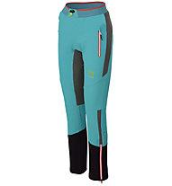 Karpos Alagna Plus Evo - pantaloni sci alpinismo - donna, Azure