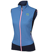 Karpos Alagna Plus - gilet sci alpinismo - donna, Light Blue
