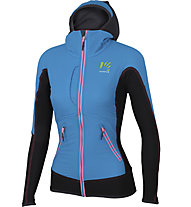 Karpos Alagna Plus W - giacca scialpinismo - donna, Light Blue