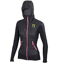 Karpos Alagna Plus W Jacket Giacca alpinismo donna, Black