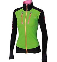 Karpos Alagna - giacca sci alpinismo - donna, Green