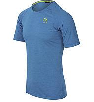 Karpos Alta Via Jersey - t-shirt - uomo, Light Blue