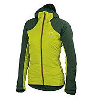 Karpos Antartica - giacca ibrida trekking - donna, Green