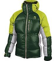 Karpos Artika - giacca piumino trekking - uomo, Green
