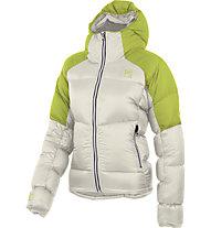 Karpos Artika W Jacket Daunenjacke Damen, White/Green