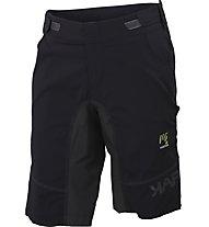 Karpos Ballistic Evo Short - Radhose MTB - Herren, Black/Grey