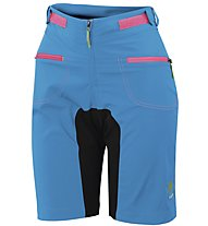 Karpos Ballistic Evo W Short - Radhose MTB - Damen, Light Blue