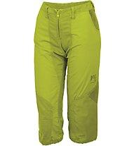 Karpos Bould 3/4 - Kletterhose 3/4 - Damen, Green