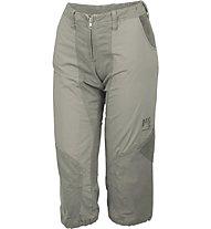 Karpos Bould 3/4 - pantaloni corti arrampicata - donna, Grey