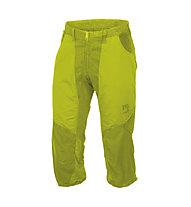 Karpos Bould - Kletterhose 3/4 - Herren, Green